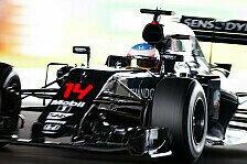 McLaren-Klatsche beim Honda-Heimspiel in Suzuka: Alonso und Button abgeschlagen