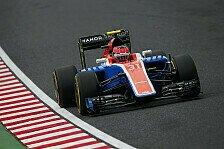 Pascal Wehrlein: Nächste Qualifying-Niederlage in Suzuka gegen Esteban Ocon