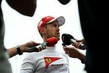 Formel 1, Sebastian Vettel: Medien-Eklat nach Japan-Ausfall