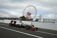 Überraschende Auferstehung von Haas in der Qualifikation von Suzuka