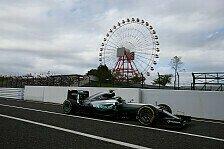 Japan GP: Mercedes-Pilot Nico Rosberg spaziert zum Suzuka-Sieg