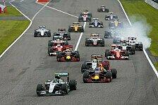 Formel 1 Japan GP 2017: Streckenvorschau Suzuka Circuit