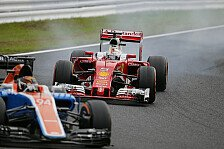 Vettel, Räikkönen, Verstappen: Überrundungs-Wut beim Japan GP