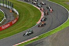 Japan GP der Formel 1 in Suzuka: Die Ergebnisse des Rennens Team für Team