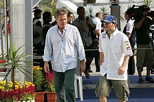 NASCAR - Villeneuve und Pollock trennen sich