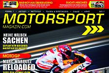 Jetzt neue Ausgabe im Handel: Marc Marquez 2.0