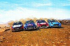Games - Video: WRC 6 - Fahren wie die Rallye-Profis