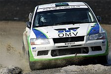 WRC - P-WRC-Start für das OMV World Rally Team