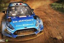 WRC 6 - die besten Bilder zum Rallye-Game