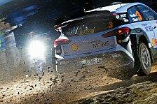 Hyundai in Wales: Volle Attacke auf Volkswagen im Kampf um Titel und Vizetitel