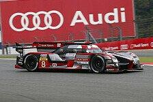 WEC in Oyama am Fuji: Japan-Pole für Audi vor Porsche und Toyota