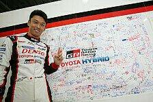 WEC - Video: Onboard am Fuji Speedway mit Kazuki Nakajima