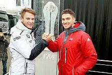 Edoardo Mortara und Marco Wittmann äußern sich zum großen Finale am Sonntag