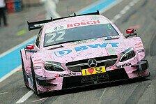 Mercedes gibt die Einteilung der DTM-Teams für 2017 bekannt