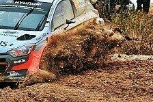 WRC - Video: Hyundai zeigt die besten Aufnahmen aus Spanien