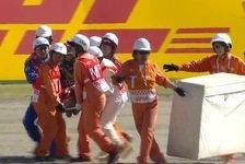 Brutaler Motegi-Highsider: Yamaha-Star Jorge Lorenzo bei Japan-GP im Krankenhaus