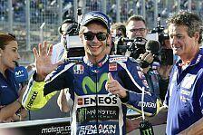 Rossi vor Marquez und Lorenzo: Die Stimmen zum Motegi-Qualifying