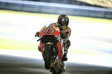Rossi und Lorenzo stürzen in Motegi - Marc Marquez neuer MotoGP-Weltmeister
