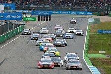 Offiziell: Nur noch 18 Autos in der DTM-Saison 2017
