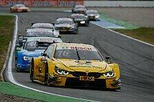Edoardo Mortara und Timo Glock lieferten sich nach dem Rennen ein Wortgefecht