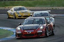 Carrera Cup - Saisonfinale: Schmidt gewinnt Lauf 1 in Hockenheim
