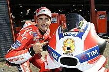 Ducati vor Australien-GP auf Phillip Island: Barbera mit letzter Chance im Team