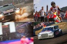 Sonntag der Champions: Titel für Marquez, Ogier, Ekström und Wittmann