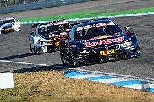 BMW: Das sind die sechs DTM-Piloten für die Saison 2017