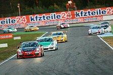 Jeffrey Schmidt hat beim Saisonfinale des Carrera Cup am Hockenheimring gewonnen