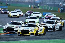 DTM Hockenheim: Feierabend für den Audi Sport TT Cup