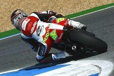 Moto2 - Heidolfs Ausfall