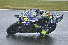 Valentino Rossi vs. Michelin: Reifen-Farce auf Phillip Island