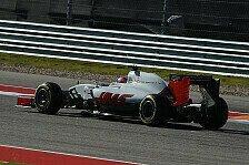 Aufatmen beim Haas-Heimrennen: Grosjean zum 100. Jubiläum mit einem Punkt