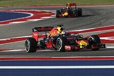 Formel 1 - Longrun-Analyse: Red Bull macht Mercedes Dampf