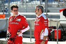 Formel-1-Quiz: Wähle deinen Lieblings-Ferrari-Teamchef
