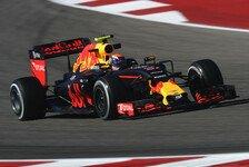 Formel 1 - 3. Training: Red Bull greift Mercedes an