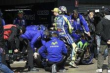 Qualifying-Debakel für Rossi und Lorenzo auf Phillip Island