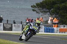 Trainings-Ticker: Australien-GP auf Phillip Island