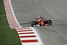 Ferrari der Lösung nahe? Darum war USA so schlecht