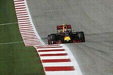 Max Verstappen erlebte beim US GP der Formel 1 einen gebrauchten Tag
