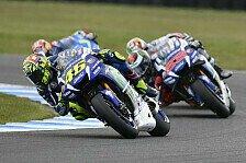 Die Vorschau zum Malaysia GP in Sepang: Yamaha mit Rossi und Lorenzo