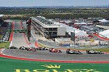 Startunfall in Austin: Nico Hülkenberg sauer auf Sebastian Vettel