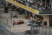 Formel 1 - Kimi im Rückwärtsgang: Was war los in Austin?