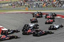 USA GP: Topspeeds, Boxenstopps und Top-Facts aus Austin, Texas