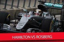 Trotz Lewis Hamiltons Sieg beim US GP: WM-Matchball für Nico Rosberg in Mexiko