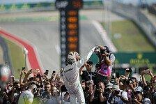 Formel 1 - Bilderserie: US GP - Pressestimmen