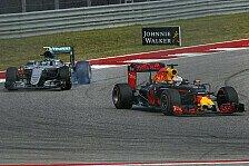 Analyse US GP: Verstappen klaut Ricciardo Platz zwei