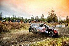 WRC - Video: Die Hyundai-Piloten über den Shakedown der Rallye Wales