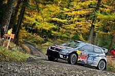 WRC - Große technische Probleme bei Volkswagen