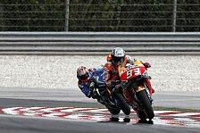 MotoGP Sepang 2016: Marquez gewinnt Bestzeiten-Battle im FP1 gegen Vinales